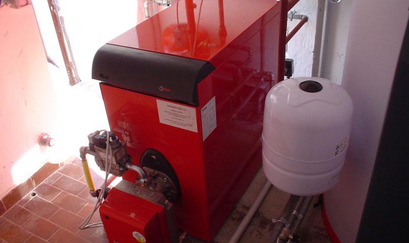 installazione caldaie e centrali termiche